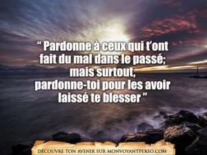 L'EXPÉRIENCE DU PARDON!!!