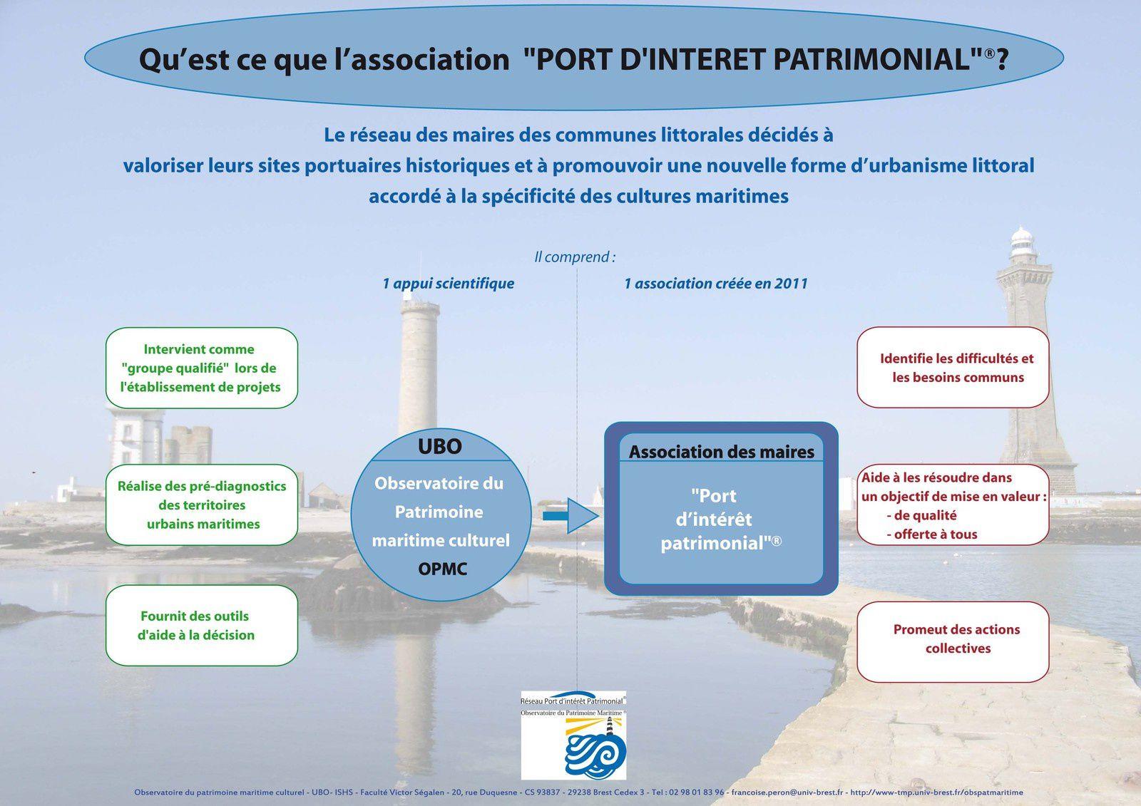 07 - Les liens avec l'Observatoire du Patrimoine Maritime Culturel