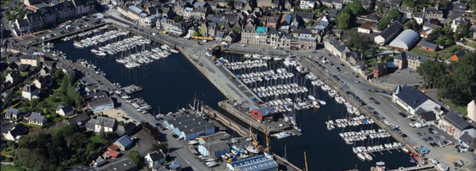Port de Paimpol (photo Frédéric Hédelin)