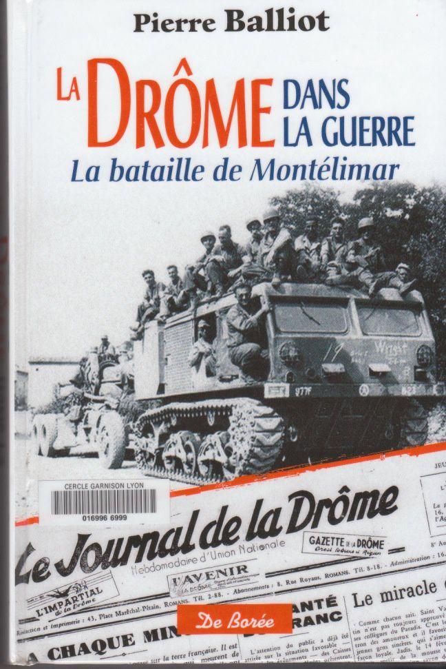 Bataille de Montélimar aout 1944