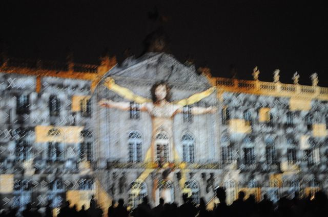Nancy Illumination de la Place Stanislas I°