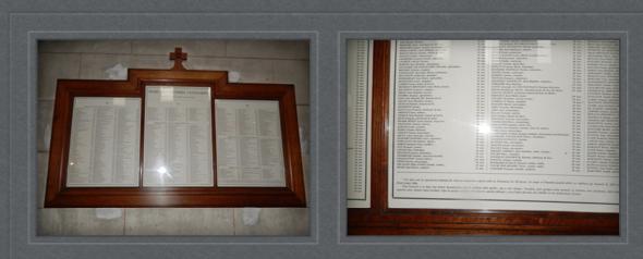 Les listes des lyonnais exécutés