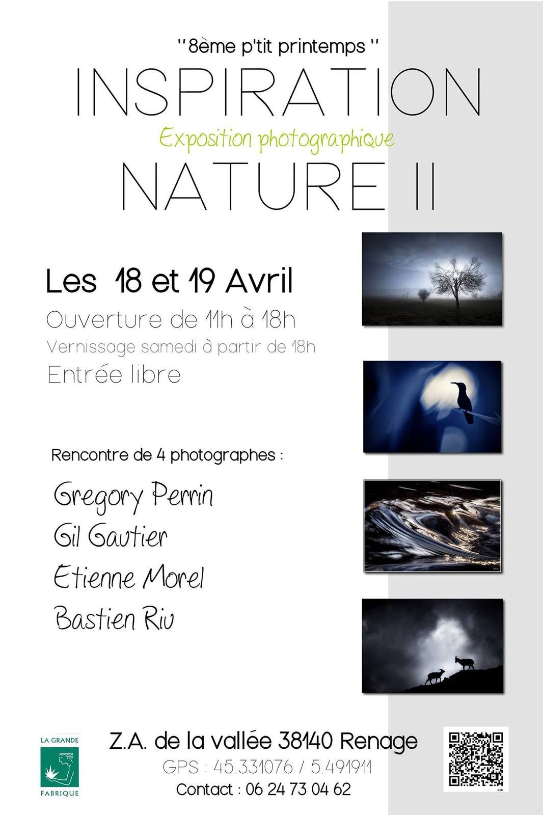 Exposition Photo nature
