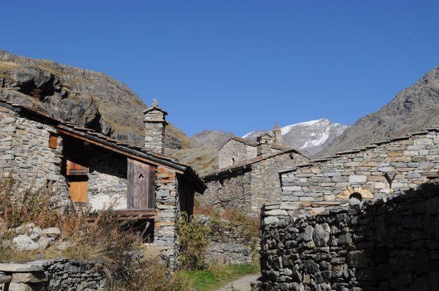 ECOT : commune de Bonneval Savoie