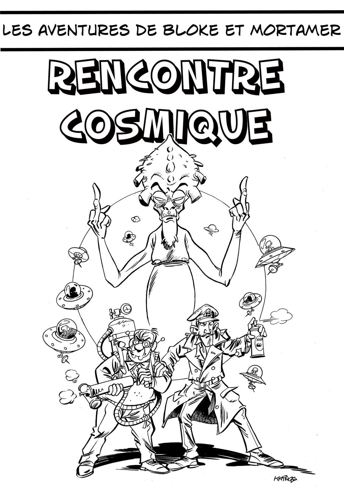&quot&#x3B;Rencontre Cosmique&quot&#x3B; par Jean-Marc Krings !