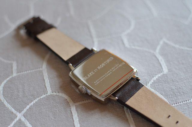 La montre, cadeau d'Hachette Collections