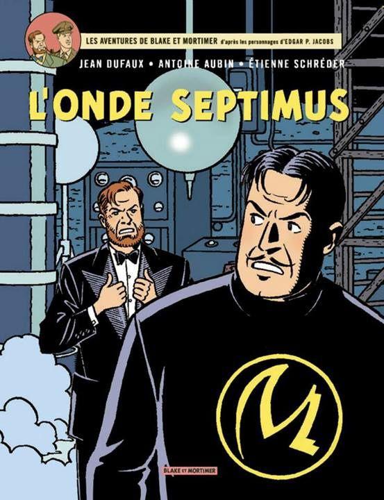 Etudes de couverture de L'Onde Septimus pour l'édition portugaise