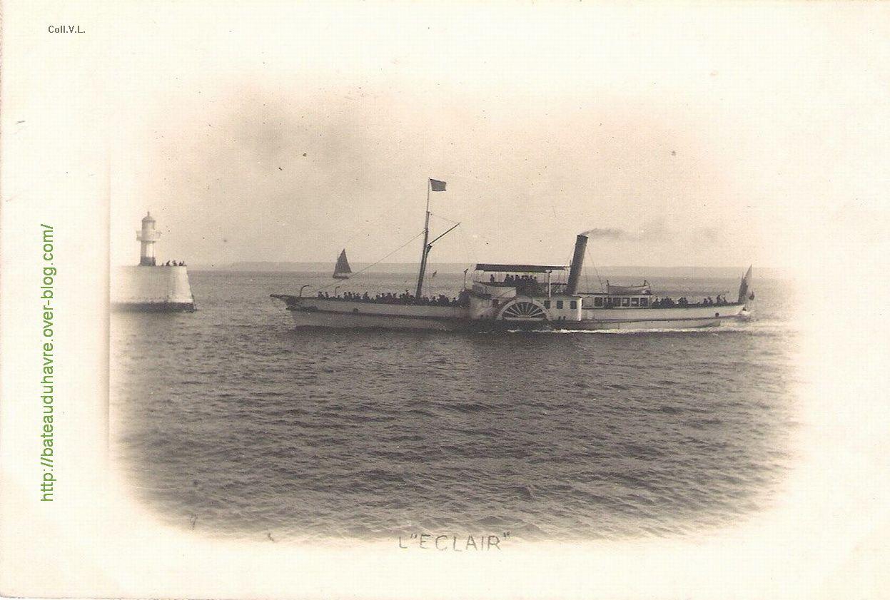 Steamer Eclair