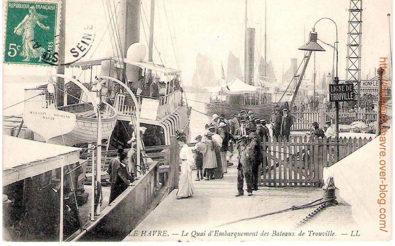 L'Embarquement au Havre