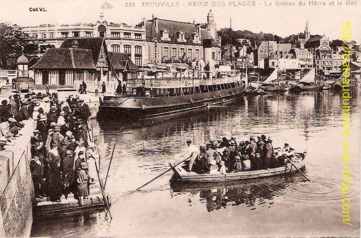 Le Bac de Trouville-Deauville