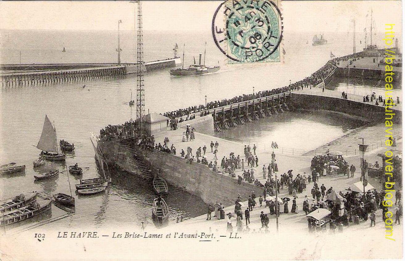 L'Avant Port au Havre