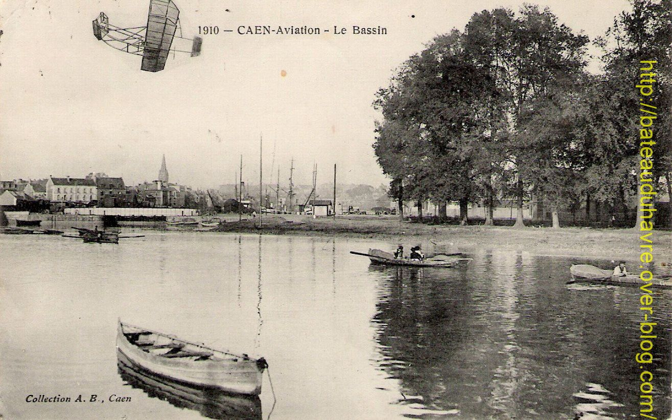 Le rond point de l'Orne