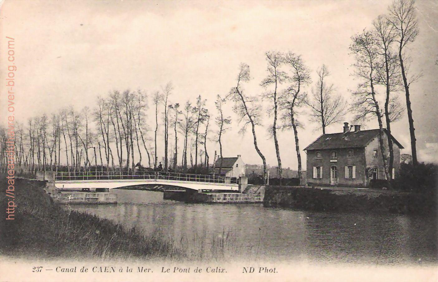 PONT DE CALIX