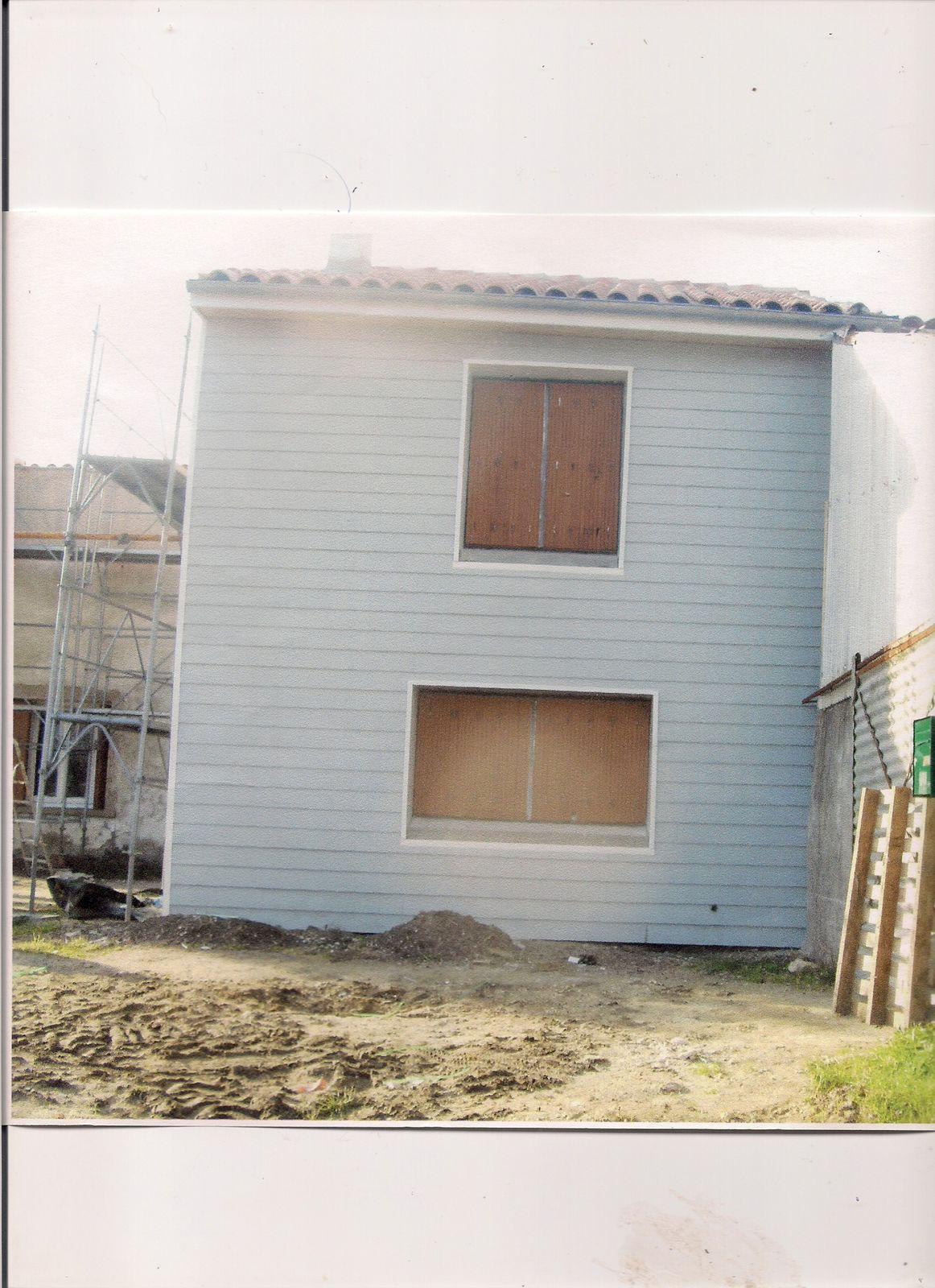bardage isolation par l 39 ext rieur terrasse cl ture bois le bois sous toutes ses formes. Black Bedroom Furniture Sets. Home Design Ideas