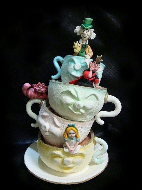 Tea time party...