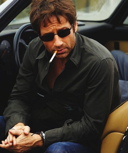 Give me a fucking happy ending #Californication...