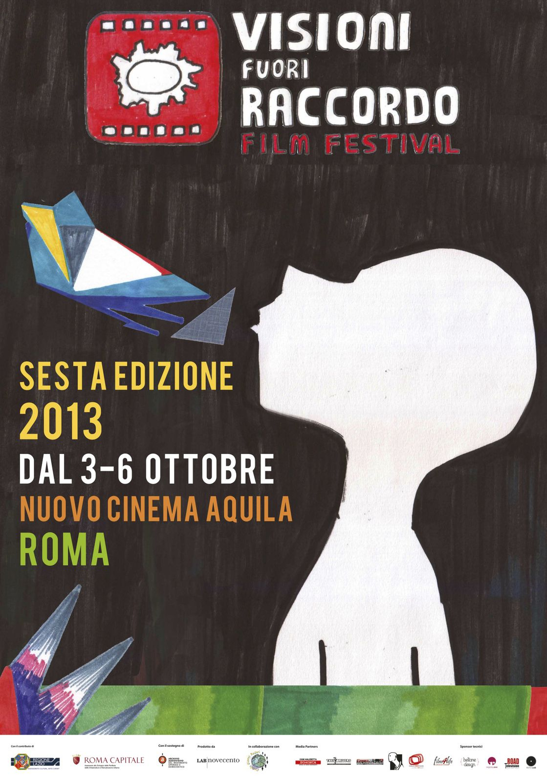 Visioni FuoriRaccordo Film Festival: dal 3 al 6 ottobre