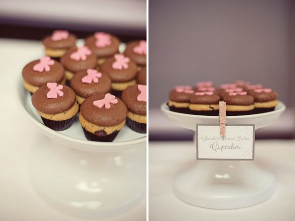 Event Design and Florals: Simple Little Details / Invitations: Tiny Prints / Linens: La Tavola / Desserts: Sweet Tooth Confections and Sprinkles Cupcakes / Photography: Karen Santos of Love Life Studios