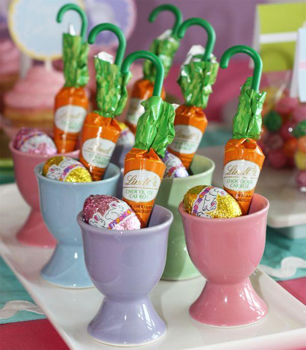 Sweet table : Pâques