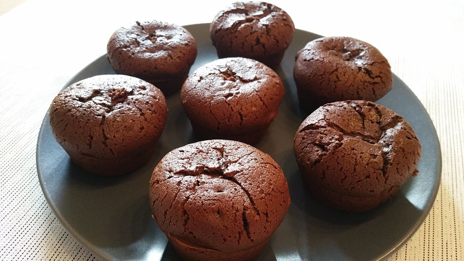 Recette fondants au chocolat : Un délice