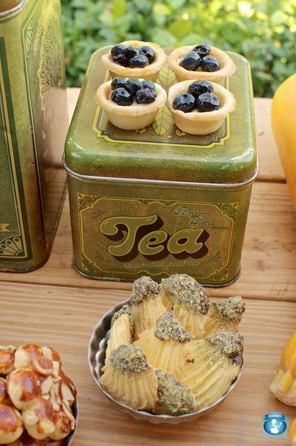 Sweet table automnale/halloween/vintage