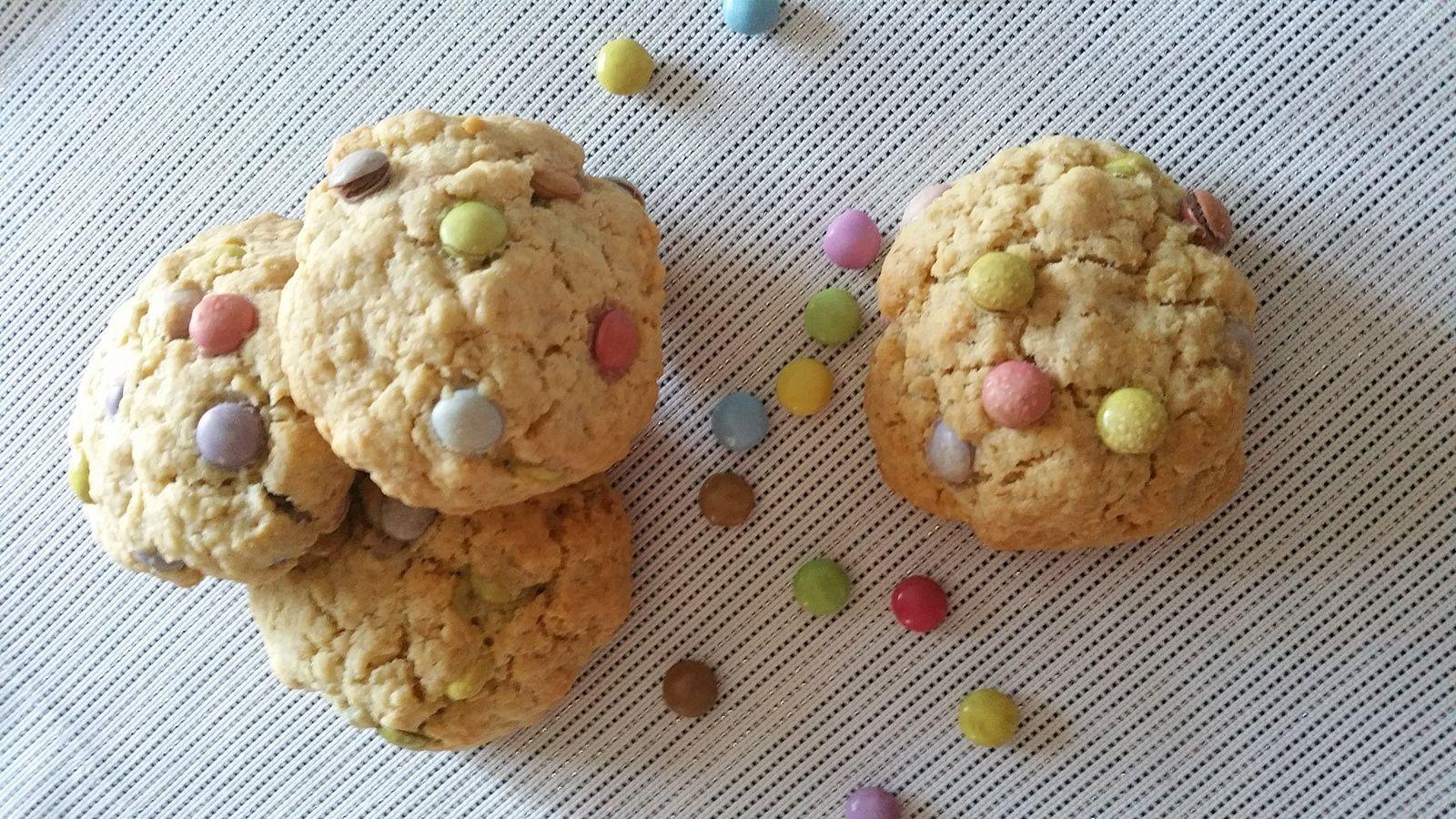 Recette cookies (les meilleurs...)