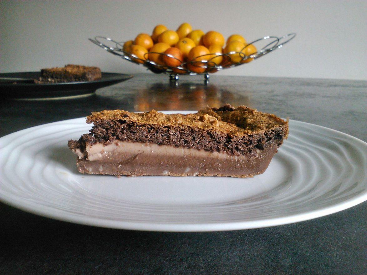 Recette : Gâteau magique au chocolat
