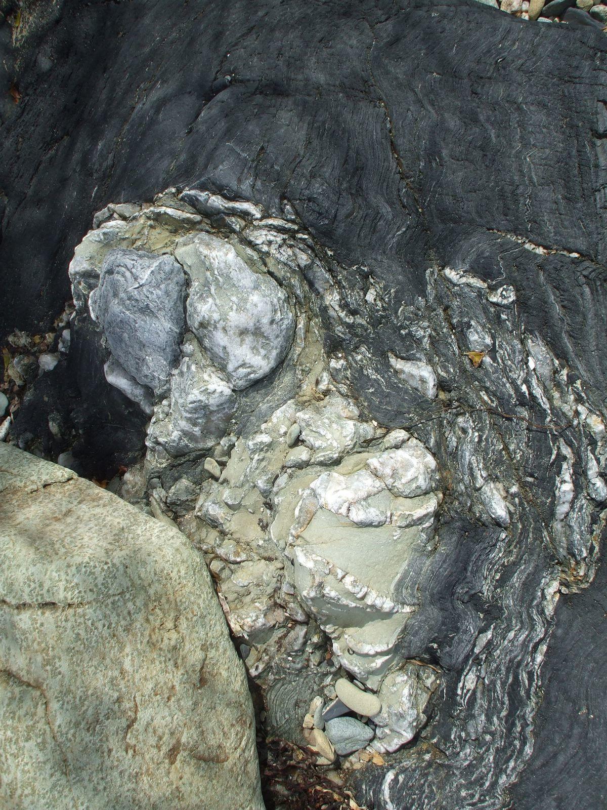 Les formations de PLOUEZOC'H (et de la baie de Morlaix)