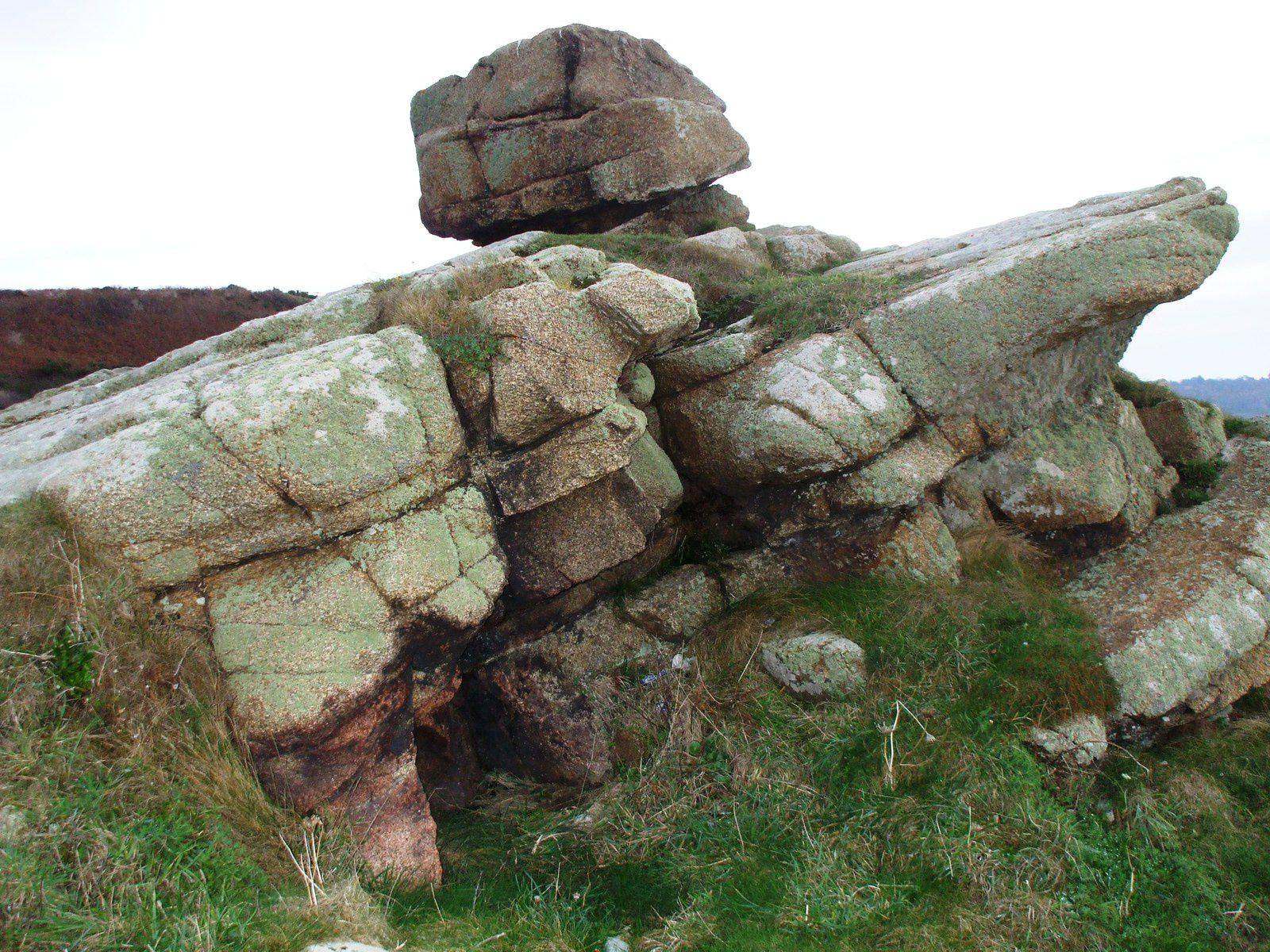 Les rochers de TRELEVERN (22)