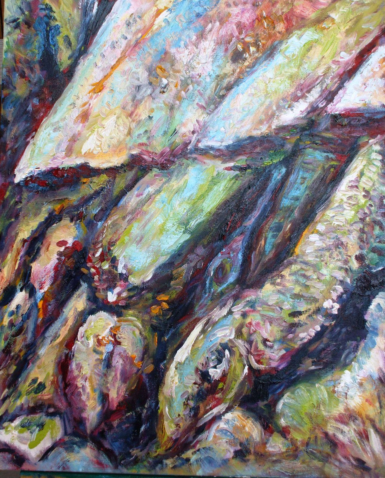 Géologie - Les pillows-lavas de Guilben à Paimpol