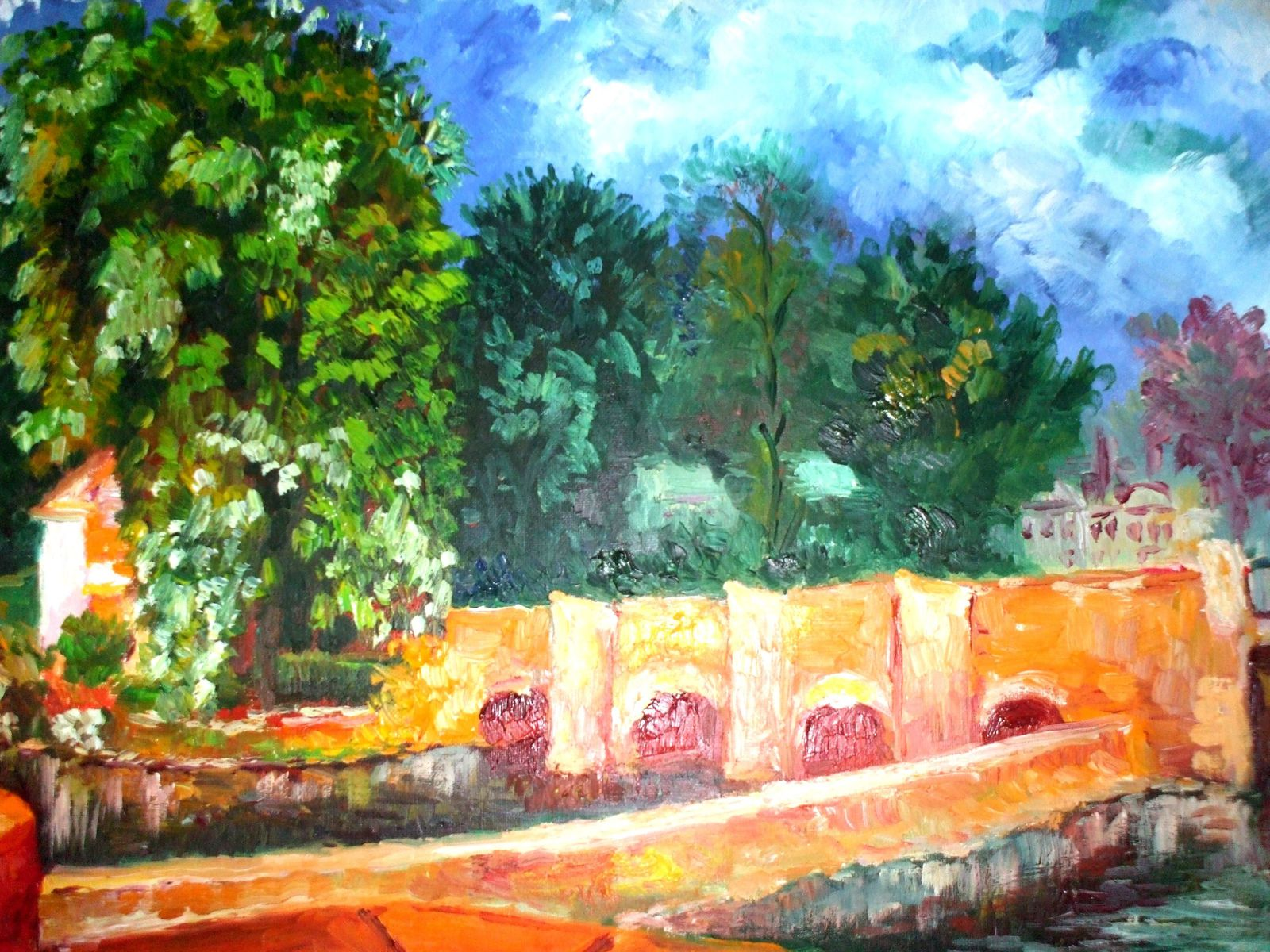 Peintures diverses (Michel Le Peuc'h)