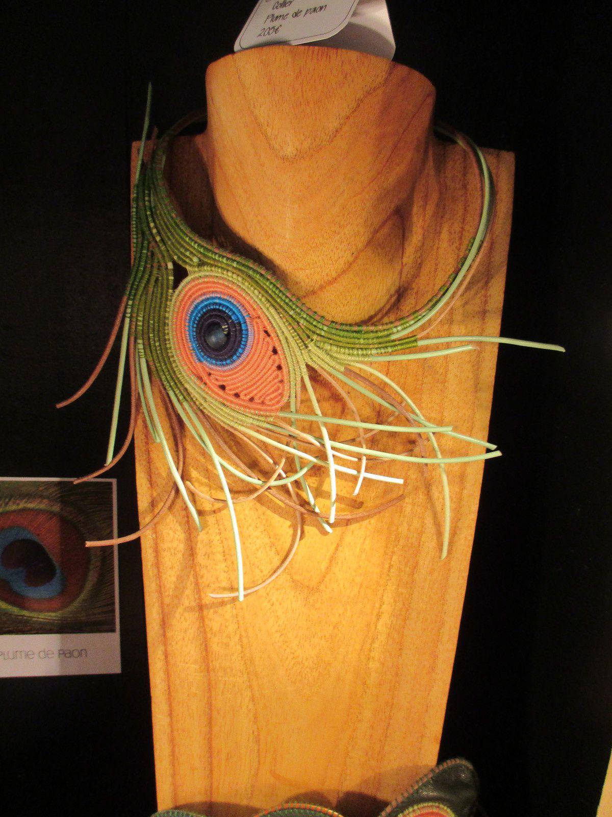 Julie Varnier crée des bijoux magnifiques.