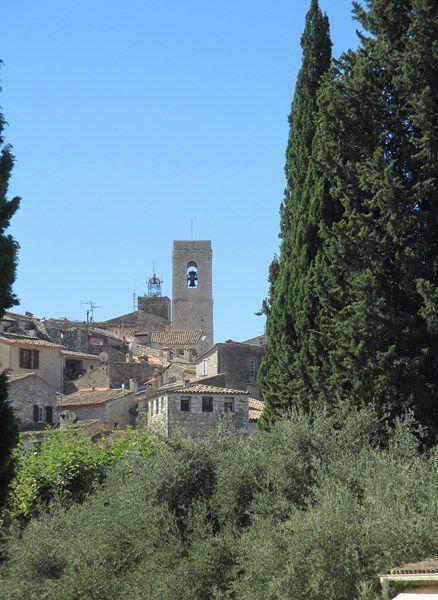 Villages perchés...Jardins suspendus....