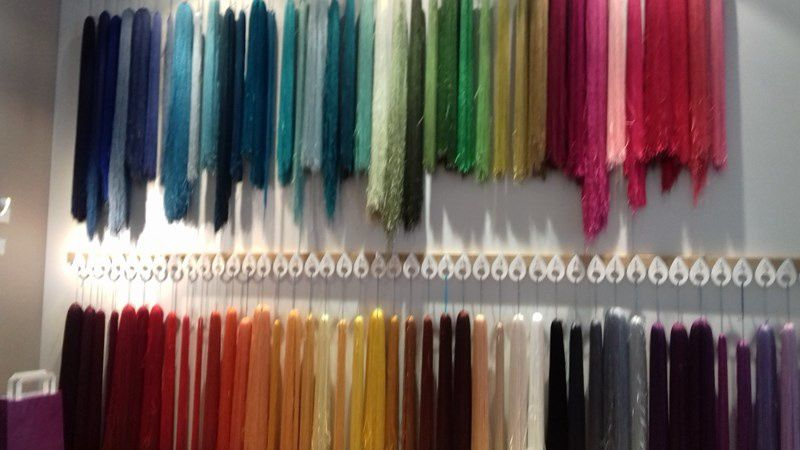 Le stage de l'apprentissage de Broderie Glazig...commence par le dessin...le choix des 7 couleurs   .