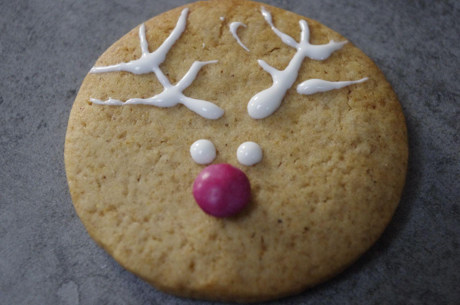Sablés Rudolphe