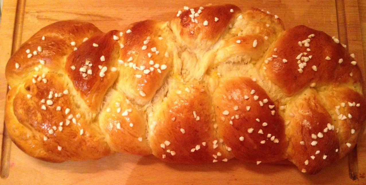 Brioche tressée version 2