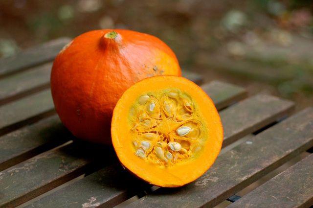 Soupe potimarron, safran et orange