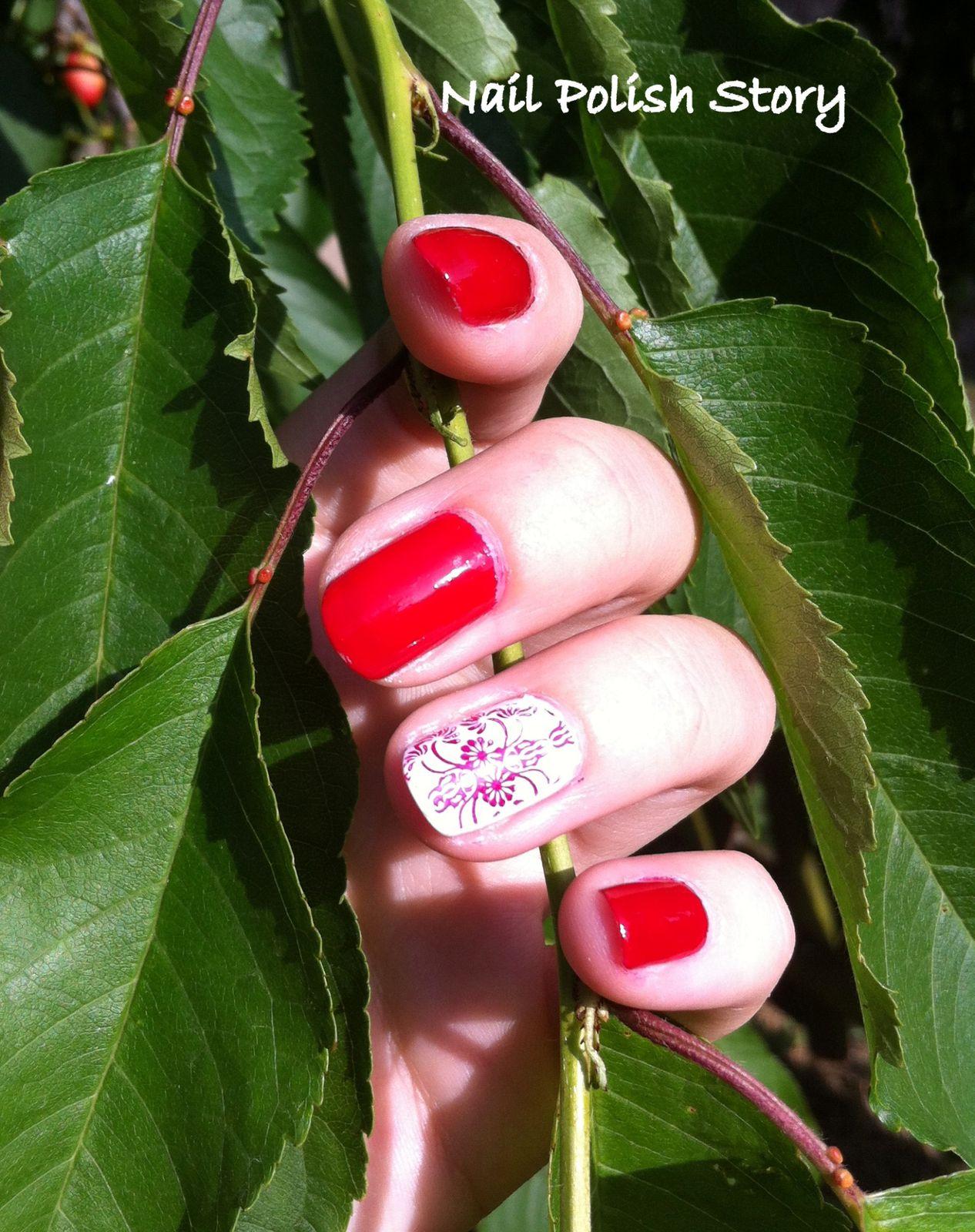 Le rouge #Essie