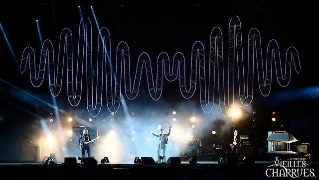 Arctic Monkeys ©Pierre Hennequin