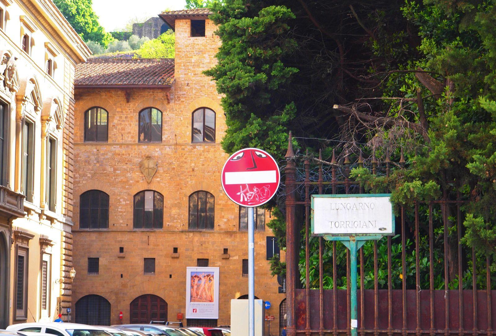 Panneaux de Florence