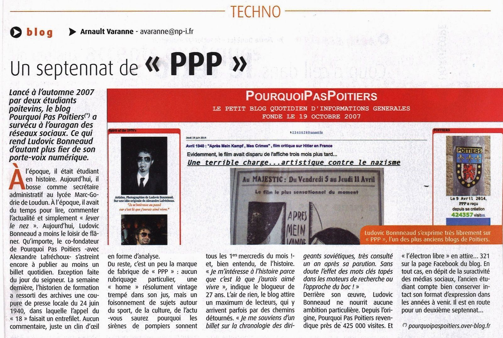 PPP 7 A POITIERS