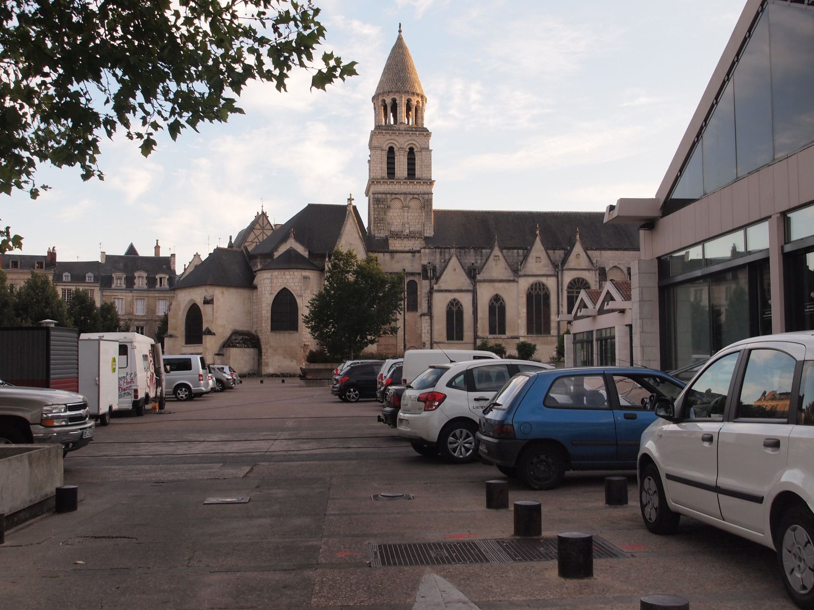 Parking Poitiers
