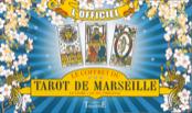 le coffret du tarot de Marseille