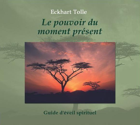 le pouvoir du moment présent : interview d'Eckhart Tole