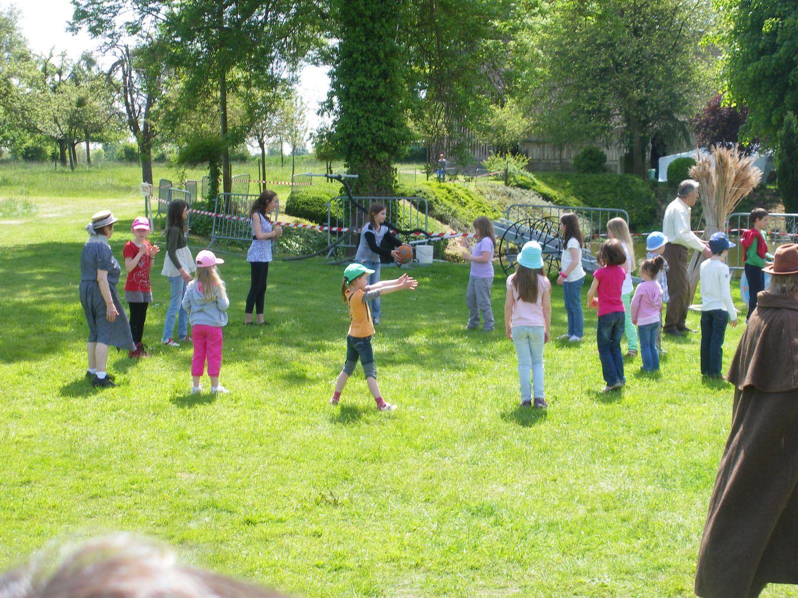 Sortie scolaire : Epreville en Lieuvin, le spectacle