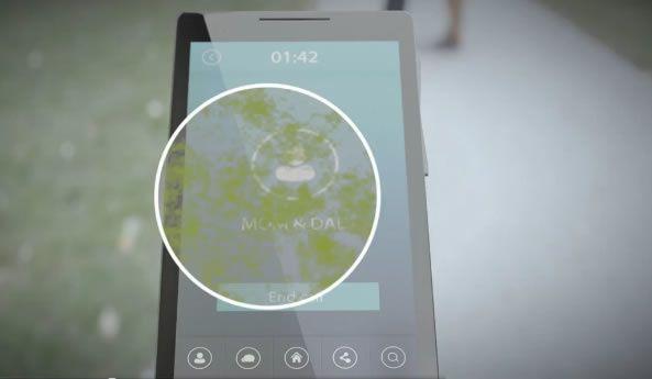 Invention : un écran qui tue les bactéries