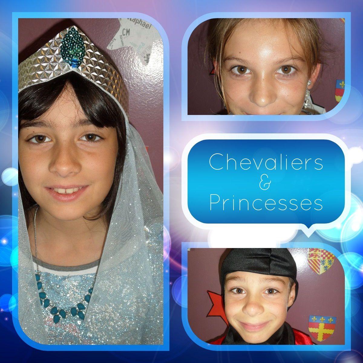Chevaliers &amp&#x3B; Princesses