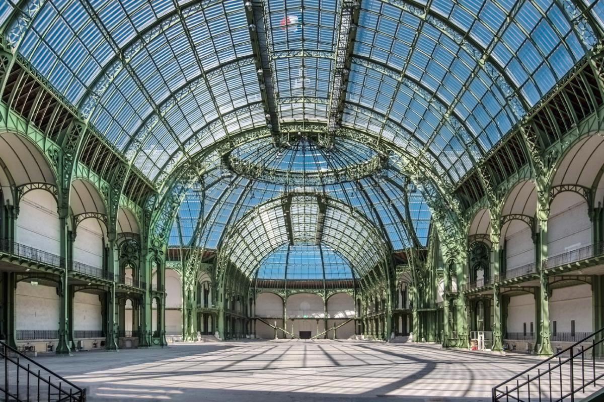Oeuvres de la semaine : Architecture parisienne au XIXème siècle