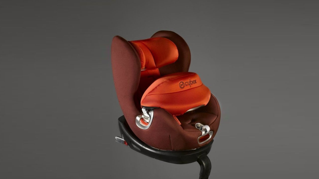 test si ge auto cybex sirona s curange le blog. Black Bedroom Furniture Sets. Home Design Ideas
