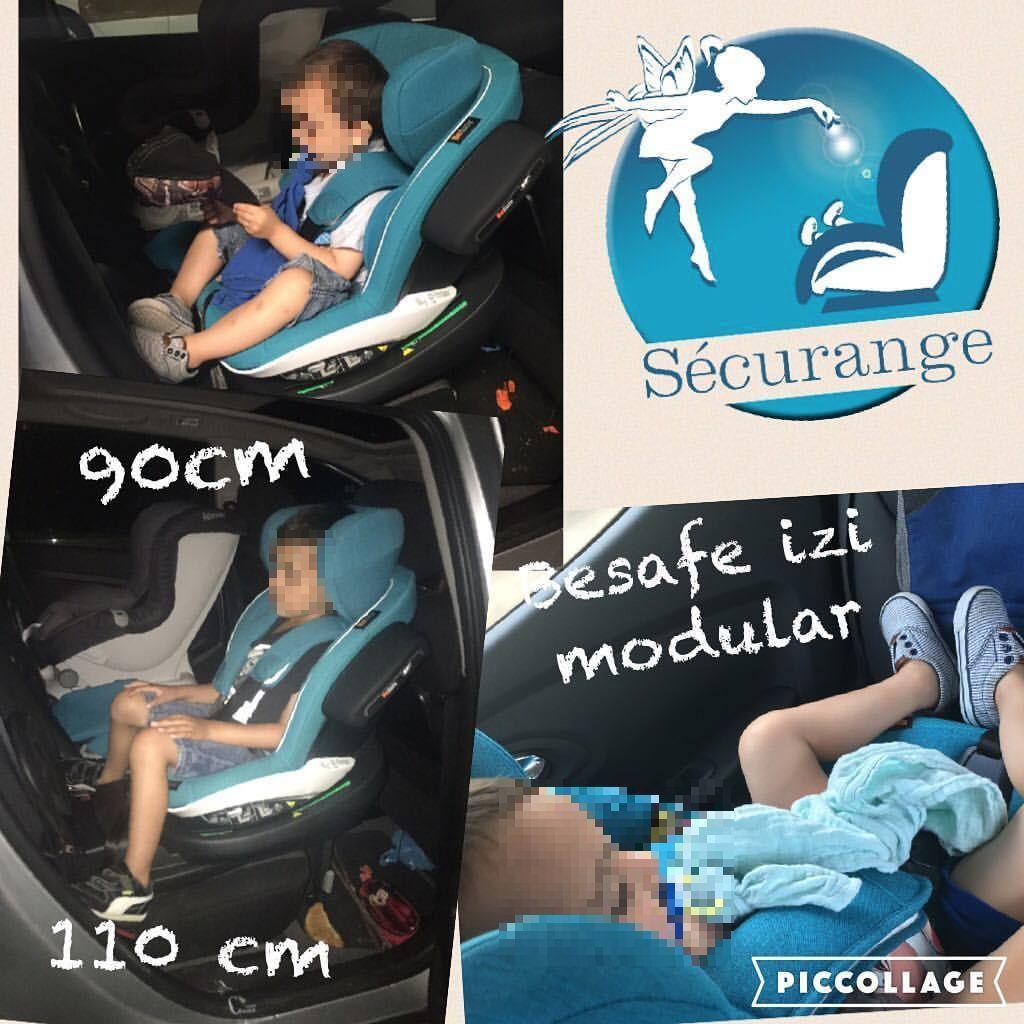 Attention 110Cm c'est uniquement pour la démo de la place pour les jambes avec un grand. Le siège est homologué jusqu'à max 105cm.